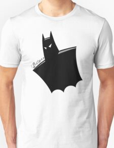 It's all in the cape! T-Shirt