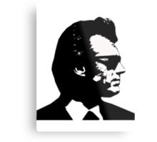 Clint Eastwood Dirty Harry Metal Print