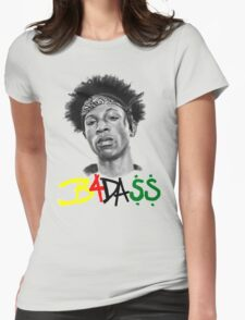 joey badass Womens Fitted T-Shirt