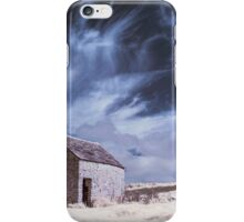 """""""Once upon a Hill in Derbyshire..."""" iPhone Case/Skin"""