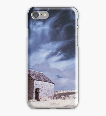 """Once upon a Hill in Derbyshire..."" iPhone Case/Skin"