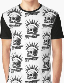 misfit skull Graphic T-Shirt