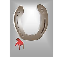 Magic horseshoe, now more powerful Photographic Print