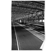 Platform 13, Glasgow Central Station Poster