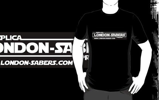 London Sabers logo 2 by 4rcane