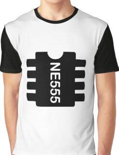 NE 555 IC Graphic T-Shirt