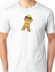 Tan Gingerbread Girl Unisex T-Shirt