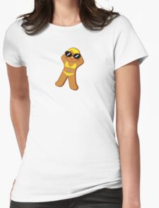 Tan Gingerbread Girl T-Shirt
