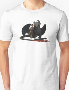 hi cup and toothless T-Shirt