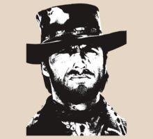 Clint Eastwood -Blondie by bassdmk