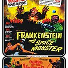 Frankenstein Meets the Space Monster by BUB THE ZOMBIE