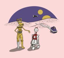 Not the Droids You're Looking For Kids Clothes