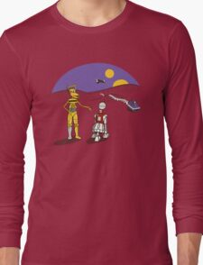Not the Droids You're Looking For Long Sleeve T-Shirt