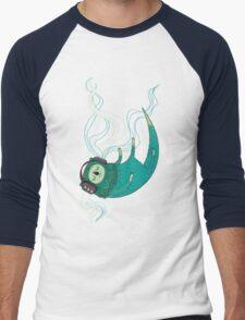 Otter Melodies Men's Baseball ¾ T-Shirt