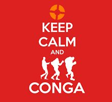 Keep Calm and CONGA T-Shirt