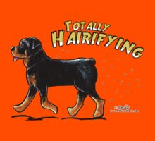 Rottweiler :: Totally Hairifying by offleashart