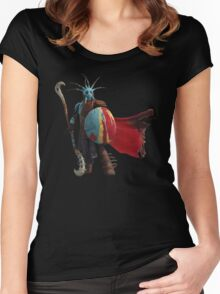 how train your dragon 2 Women's Fitted Scoop T-Shirt