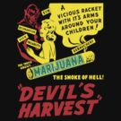 The Devils Harvest by BUB THE ZOMBIE