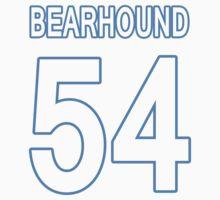 Jersey Blue by Bearhound