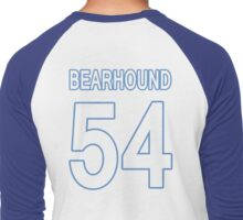 Jersey Blue Men's Baseball ¾ T-Shirt