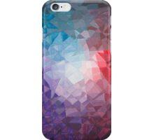Winter Berry Fragments - acrylic smash iPhone Case/Skin