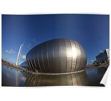 Science Centre Glasgow Poster