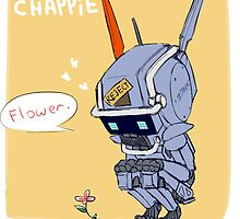chappie by sakuradrop