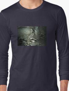 Contrast on Ice - I Long Sleeve T-Shirt