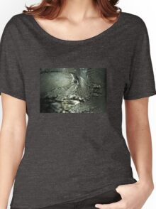Contrast on Ice - I Women's Relaxed Fit T-Shirt