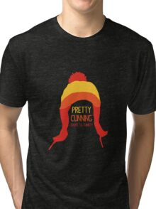 Pretty cunning Tri-blend T-Shirt