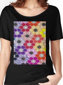 Rainbow Panel 2 Women's Relaxed Fit T-Shirt