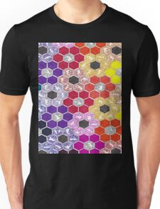 Rainbow Panel 2 Unisex T-Shirt