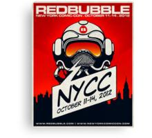 NYCC Canvas Print