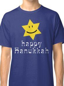 Happy Hanukkah T-Shirt Classic T-Shirt