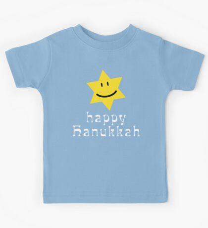 Happy Hanukkah T-Shirt Kids Tee