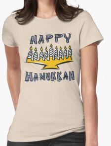 Happy Hanukkah T-Shirt T-Shirt