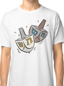 Dreidel Dreidel T-Shirt Classic T-Shirt