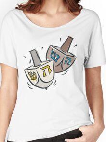 Dreidel Dreidel T-Shirt Women's Relaxed Fit T-Shirt