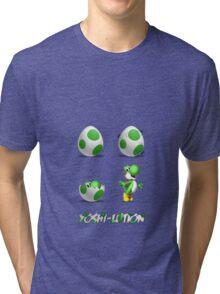Yoshi-lution! Tri-blend T-Shirt