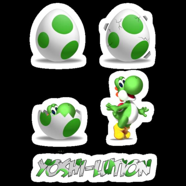 Yoshi-lution! by Elliott Butler