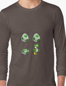Yoshi! Long Sleeve T-Shirt