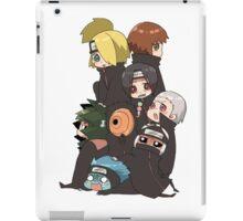 chibi akatsuki iPad Case/Skin