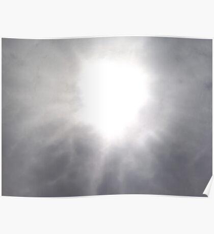 Bright sun  Poster
