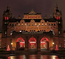 Kelvingrove Art Gallery Glasgow by GillianSweeney