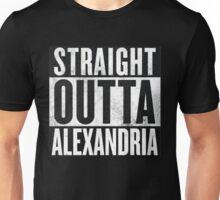 Straight Outta Alexandria. Unisex T-Shirt