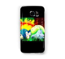 Johto Starters Samsung Galaxy Case/Skin