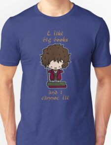 I Like Big Books - Bilbo Unisex T-Shirt
