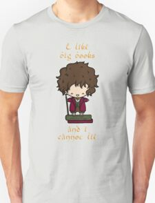 I Like Big Books - Bilbo T-Shirt