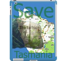 Save the Tarkine iPad Case/Skin