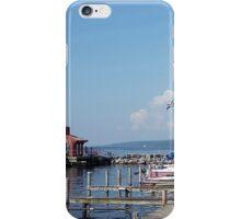 Seneca Harbor iPhone Case/Skin